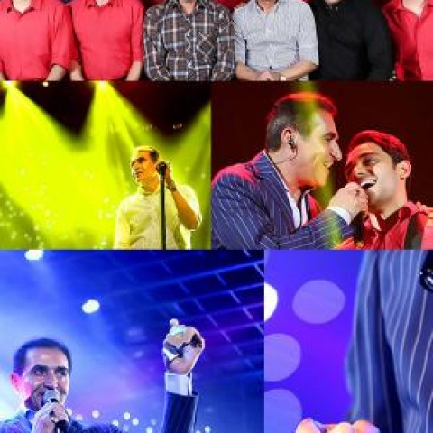 خواننده «خوشگل عاشق» بار دیگر در تهران روی استیج رفت؛