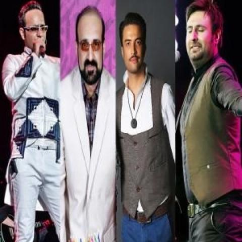 کنسرت مشترک محمد اصفهانی، بنیامین، محمد علیزاده و شهرام شکوهی