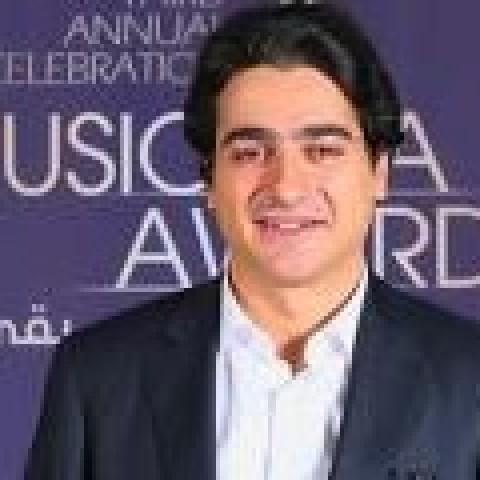 برای فرزندِ انوشهی موسیقی ایران
