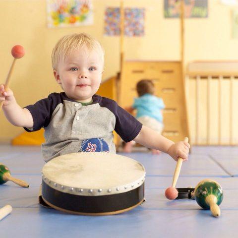 سهم ویژه موسیقی در کل روند یادگیری کودکان