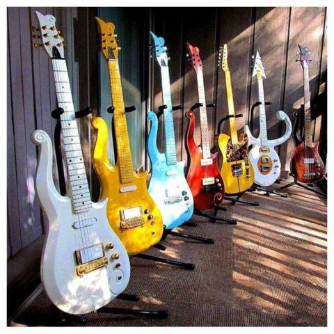 گیتار الکتریک یا گیتار برقی