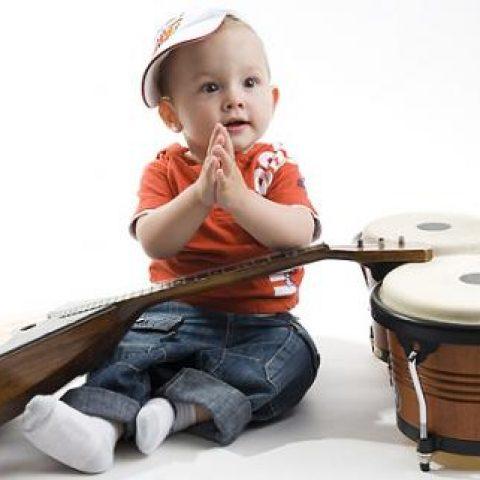 استعداد فرزندتان در موسیقی