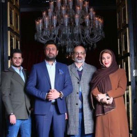 ضیافت رونمایی آلبوم جدید محمد علیزاده با حضور چهرههای سرشناس