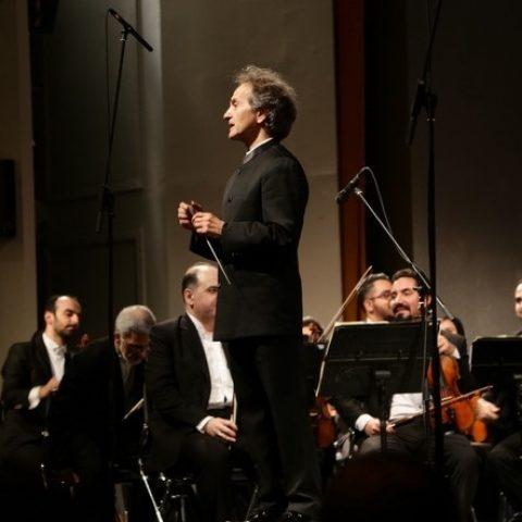 کنسرت ارکستر ملی در اسفندماه برگزار میشود