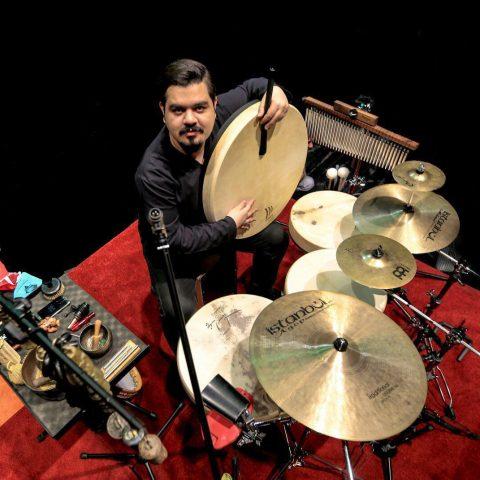 روزبه زرعی: موسیقی ایران یکی از اصلیترین سرچشمههای ریتم جهان است