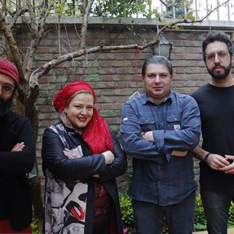 «رستاک حلاج» میهمان کارگاه ترانه «افشین مقدم» شد