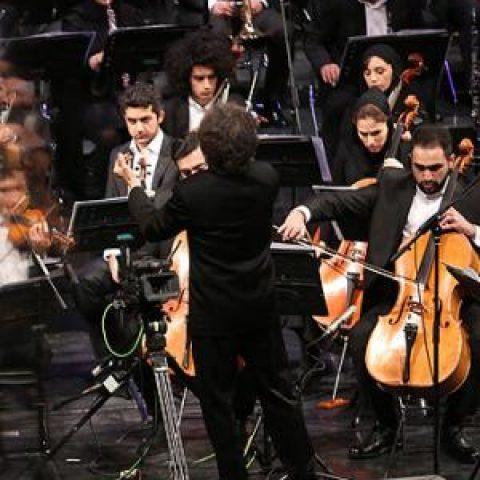 روزهای آرام ارکستر سمفونیک