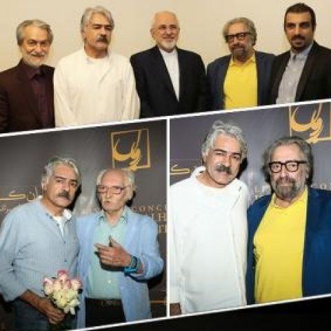 دلبریهای دردانه موسیقی ایران در شب پیوند شرق و غرب