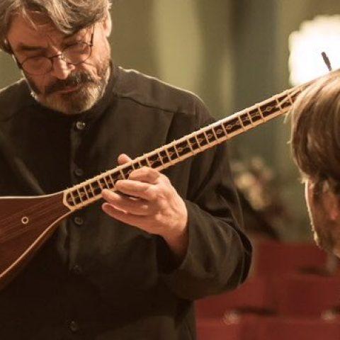 حسین علیزاده همراه با رامبرانت تریو مینوازد