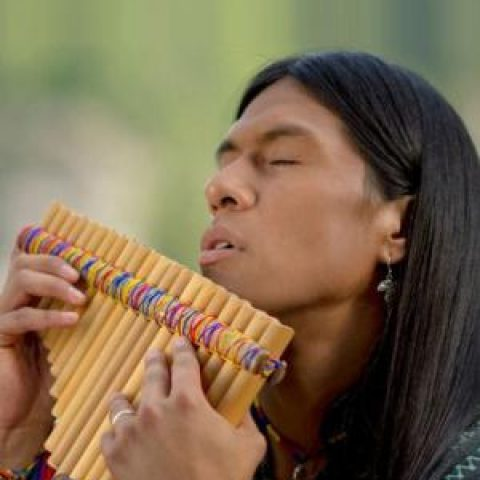 لئو روخاس نوازنده قطعه معروف چوپان تنها به تهران می آید