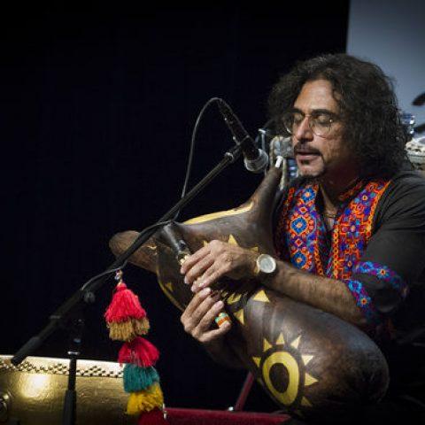 موسیقی جنوب ایران با حضور محسن شریفیان