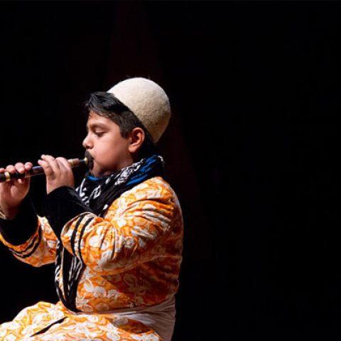 دوازدهمین جشنواره ملی موسیقی جوان