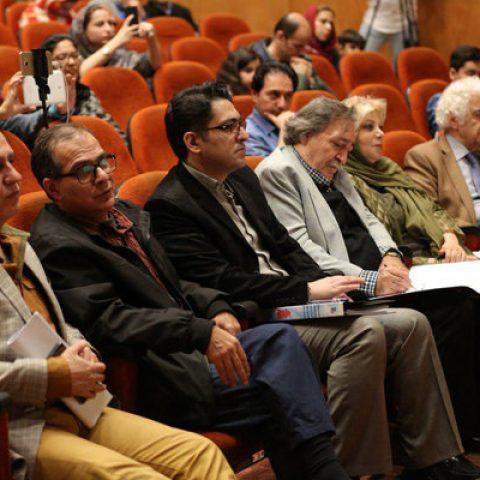 سومین روز از جشنوارهی همایون خرم برگزار شد