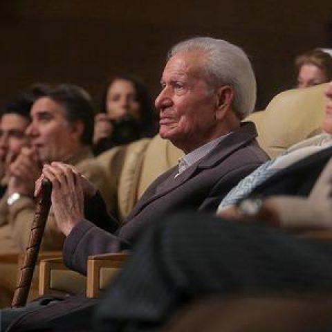 استاد «ابراهیم قنبریمهر» که بهترین نوازنده ویولن قرن بیستم
