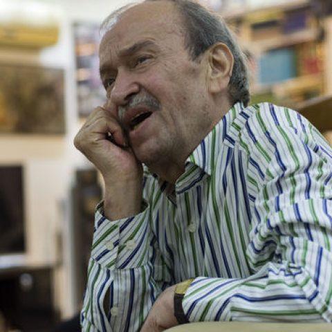 مدیرعامل موسسه هنرمندان پیشکسوت از عبدالوهاب شهیدی عیادت کرد