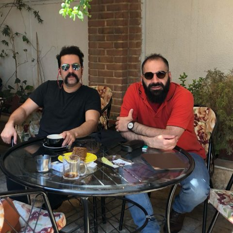 امید نعمتی و مهیار علیزاده در «ایستگاه» به هم رسیدند