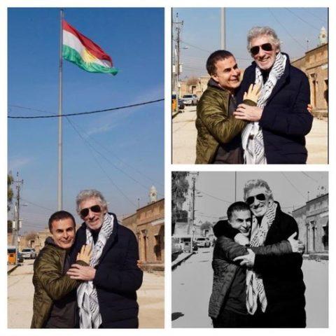 همکاری بهمن قبادی و راجر واترز در استانبول