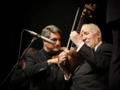 رامیز قلی اف نوازنده شهیر کشور آذربایجان به ایران می آید