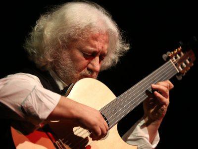 موزیسین ترک «ارگان اوگر» در تهران نواخت