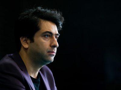 خوانندهی موسیقی سنتی ایران با ارکستر فرهنگ و هنر