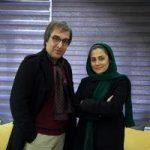 پای صحبتهای متفاوت حمید متبسم و همسر هنرمندش سمیرا گلباز