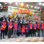 اجرای طرح حمایت غذایی دولت در فروشگاه زنجیره ای افق کوروش