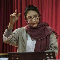 روی صحنه رفتن تنها رهبر ارکستر زن ایرانی داخل کشور بعد از ده سال