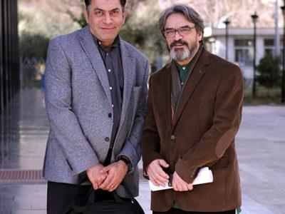 حسین علیزاده و هومان اسعدی از علی ترابی حمایت کردند